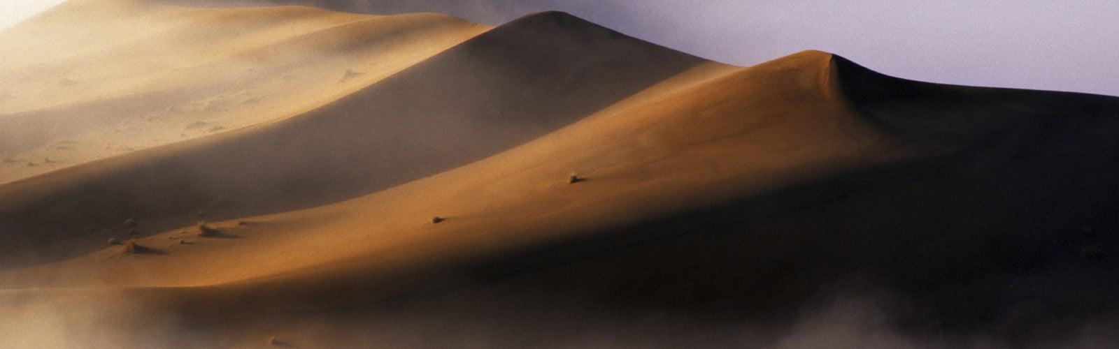 Sossuvlei-dunes